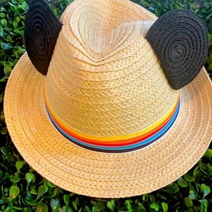 COPY - Hanna Andersson Mickey Mouse Cuban hat RARE